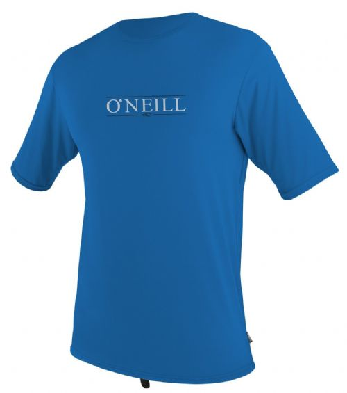 O'NEILL MENS RASH T SHIRT.PREMIUM SKINS UPF50+ SUN PROTECTION RASH TOP 8S 15C 73